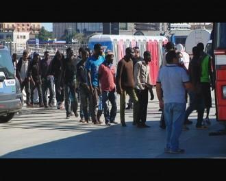 Migranti agosto 2014