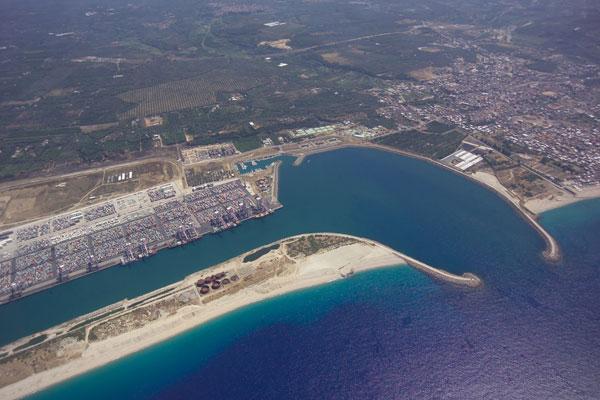 porto Gioia Tauro