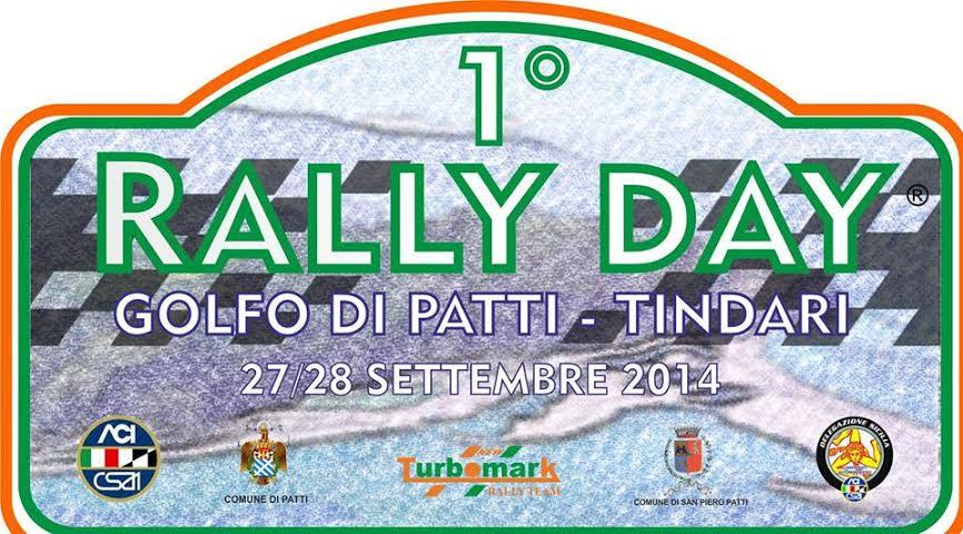 Logo Rally Day Golfo di Patti - Tindari