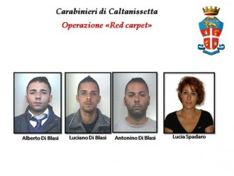 arrestati red carpet