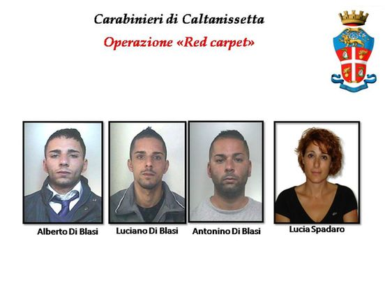 arrestati red carpet