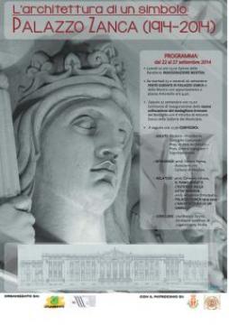 palazzo zanca 100 anni