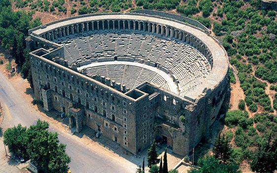 teatro turchia