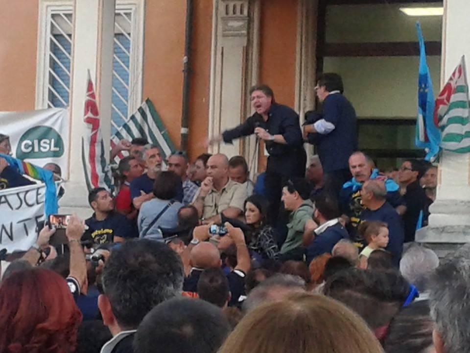 assemblea ospedale Piemonte