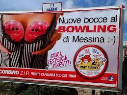 pubblicitàbowling