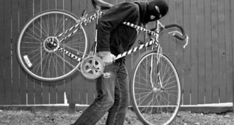 rapinatore bici