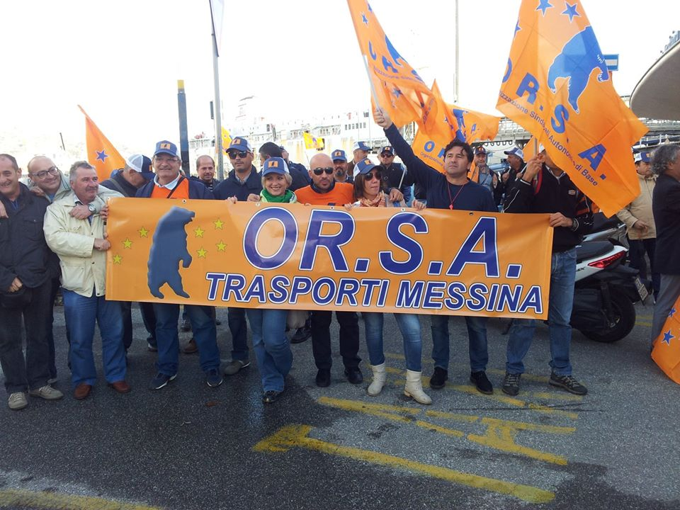 sciopero Orsa 24 ottobre 2014