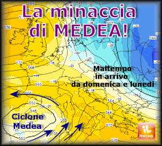 ciclone medea