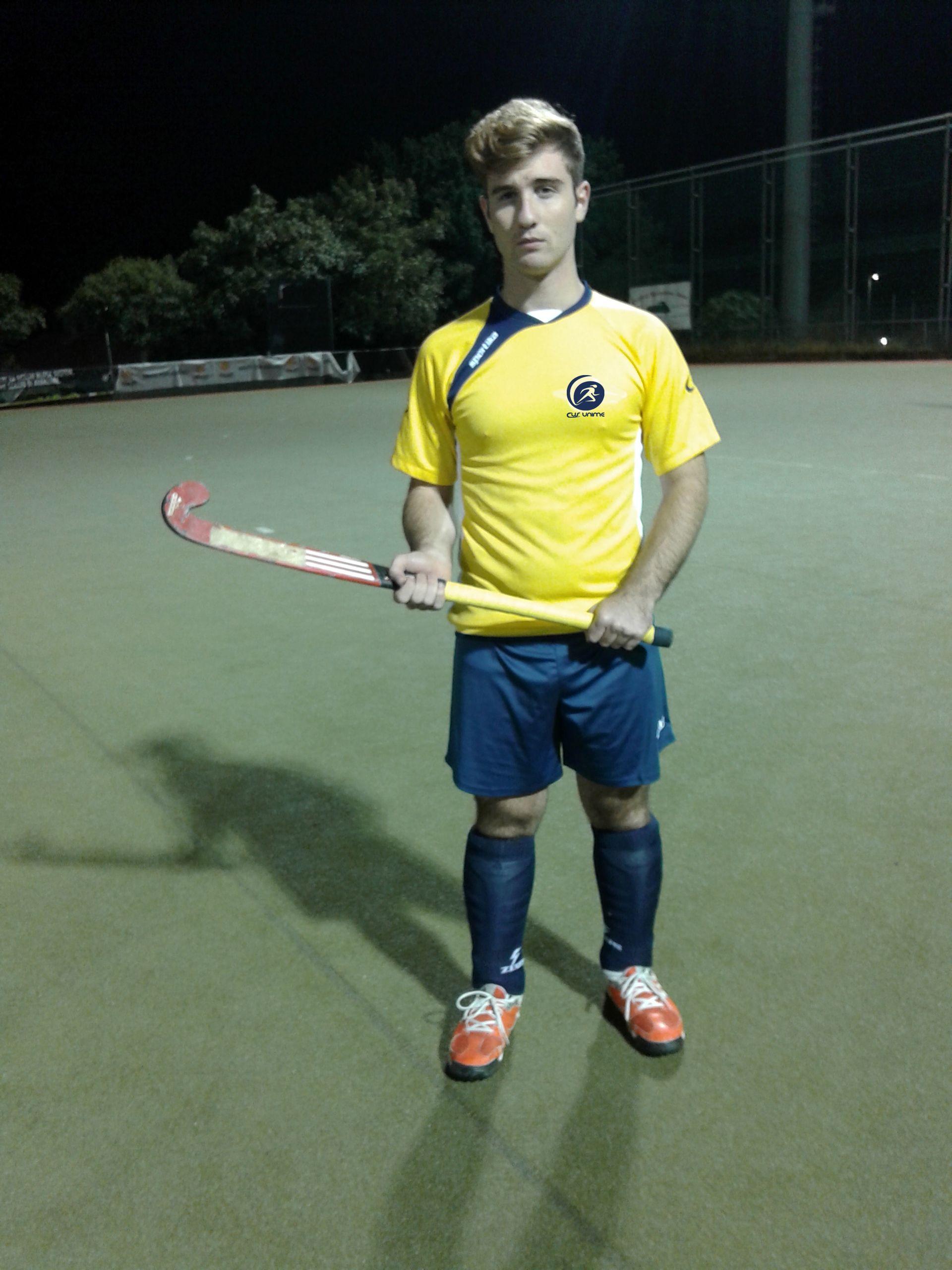 hockey Alberto La Torre