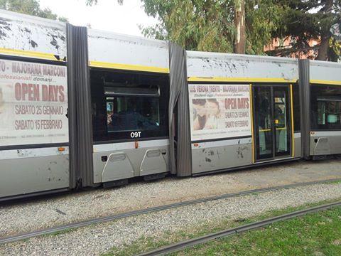 tram divelto
