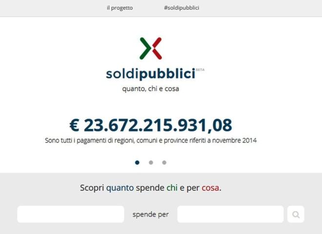 soldi pubblici