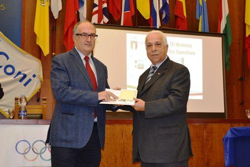 Premiazione Margareci