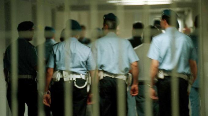 aggressione carcere