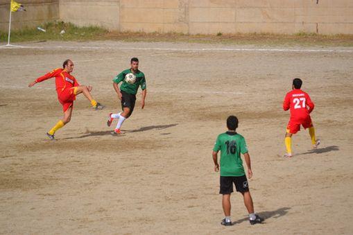 Fase di gioco campionato AICS