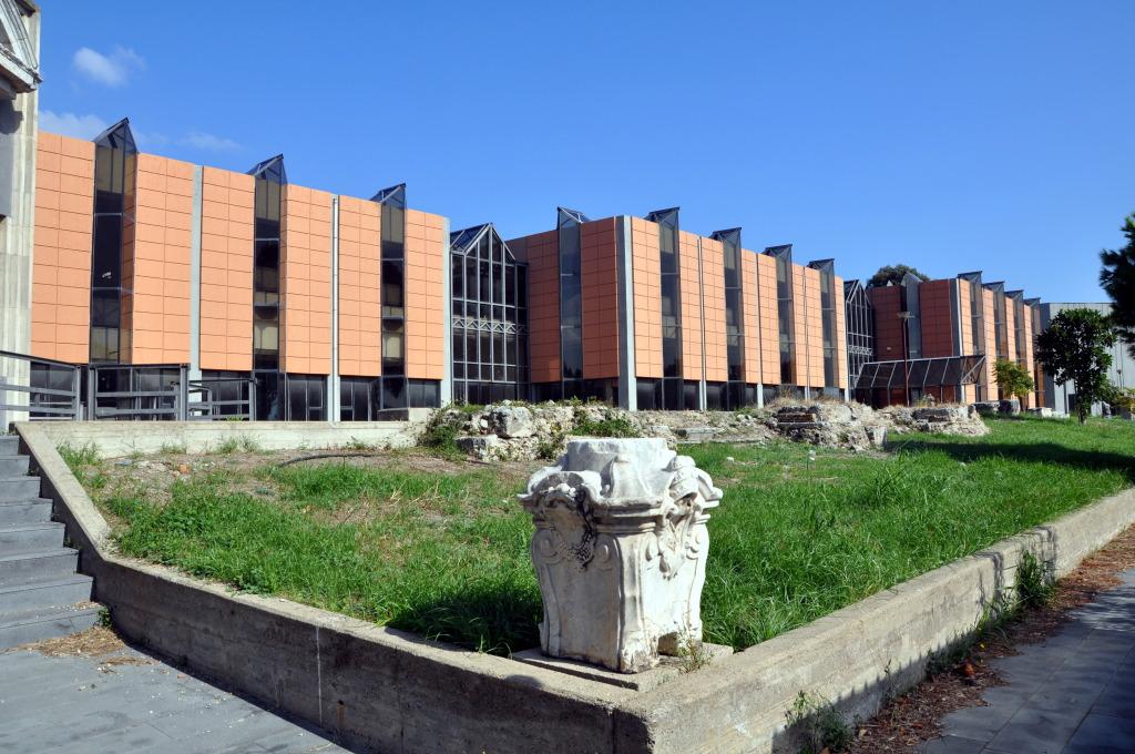Rostro romano di Acqualadrone: presto sarà esposto al Museo