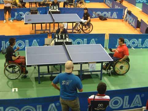 tennistavolo disabili
