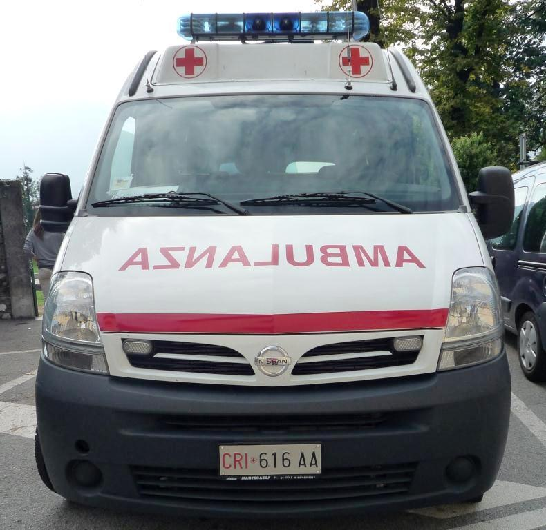 ambulanza bella