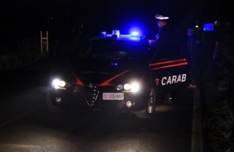 carabinieri sera