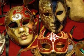 Maschere-di-Carnevale