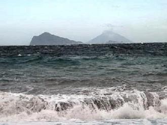 eolie mareggiate