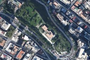 Messina. Atto intimidatorio al Parco Aldo Moro: danni alla struttura