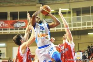 Basket-Serie A beko. Ultimi minuti fatali per l'Orlandina: ko con Reggio Emilia