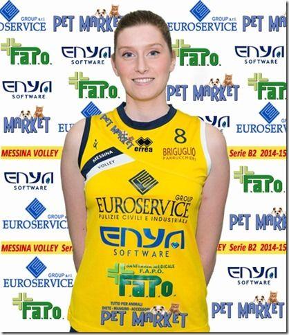 FABIANO-Ylenia messina volley