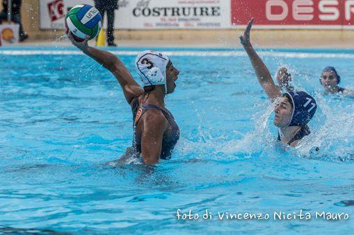 Waterpolo Despar Messina GITTO