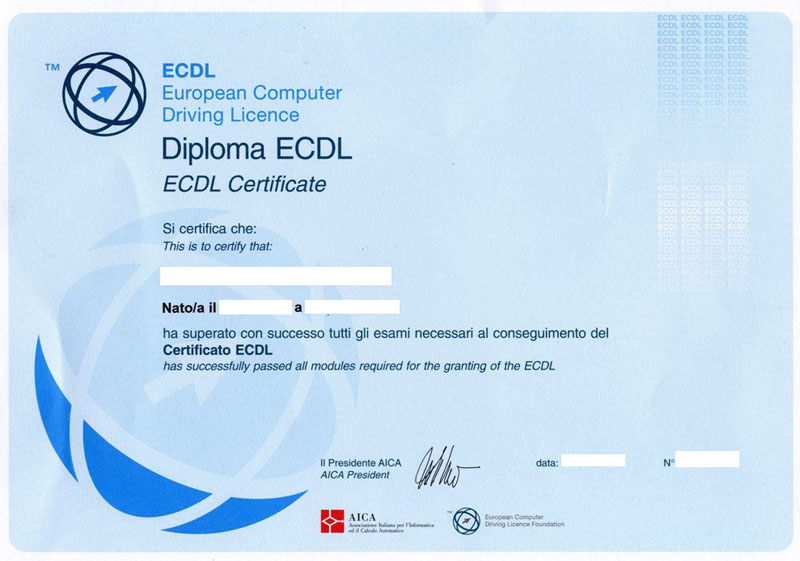 diploma-ecdl 1