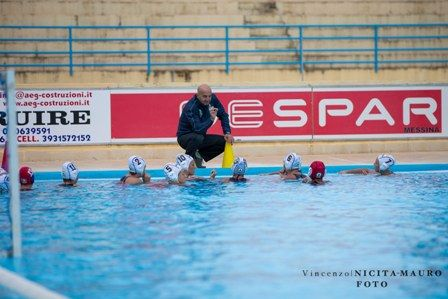 time out WATERPOLO despar messina