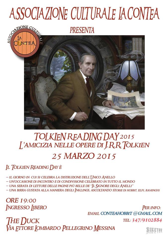 tolkien reading