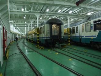 Continuità territoriale - Treni e traghetti