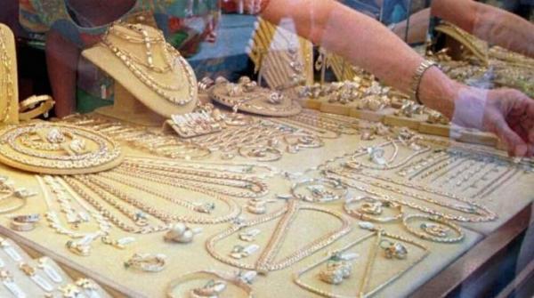 gioielli esposti