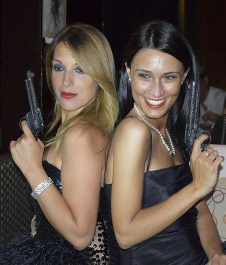 Foto 2 Letizia Lucca e Lilly La Fauci