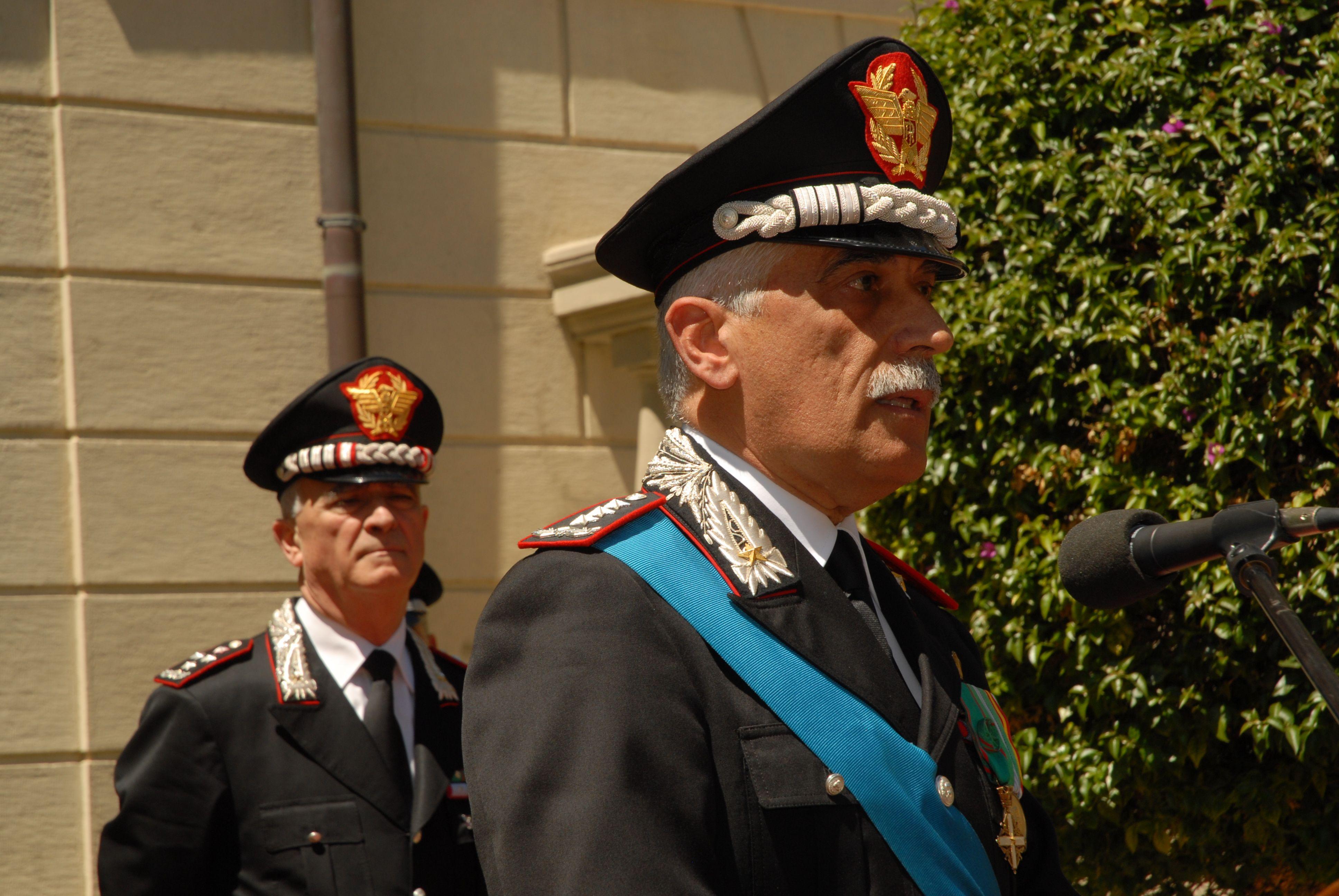 Gen. C.A. Riccardo Amato