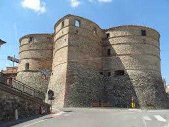 Rocca di Sassocorvaro - luogo della premiazione