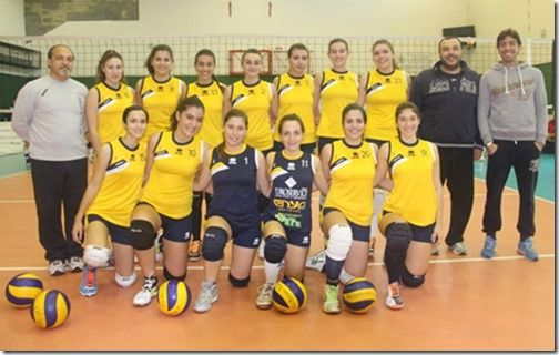 Serie-D volley