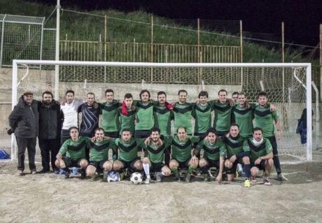 """Calcio a 11-Campionato Aics. I giornalisti vincono il """"Trofeo dello Stretto"""""""