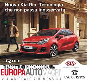 Europa auto – RIO