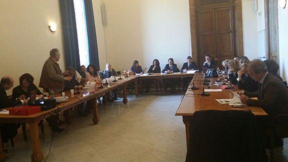 riunione Commissione Cultura