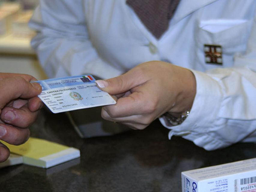 ticket sanitario per nuovo