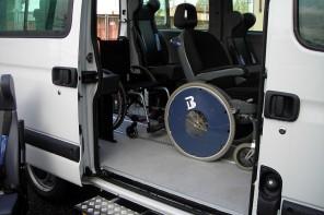 Traporto disabili. Lunedì riprende il servizio