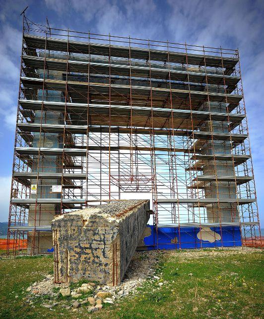 """""""Fiumara d'Arte"""" rinasce dopo 40 anni. Prosegue il progetto di restauro"""