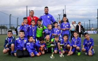 Football 24 1a classificata categorie piccoli amici e primi calci