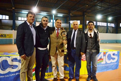 Premiazione Polisportiva Forense Zancle