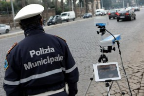 "Messina. Nuovi controlli con autovelox e dispositivo ""scout"""