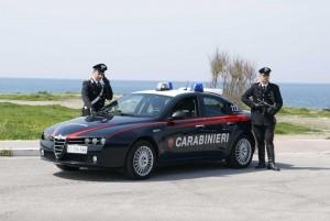 carabinieri milazzo pattuglia
