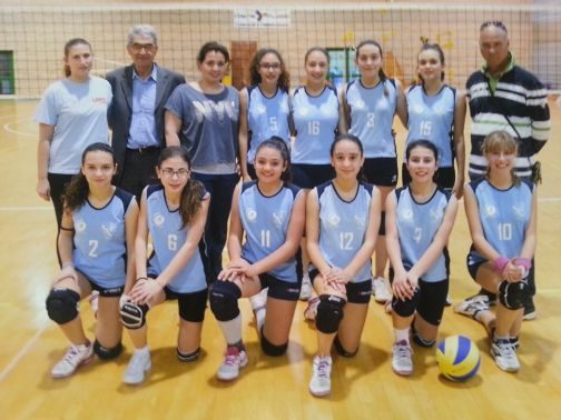 volley-under 13