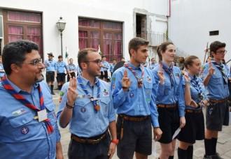 Gli scout messinesi che partiranno per il Giappone