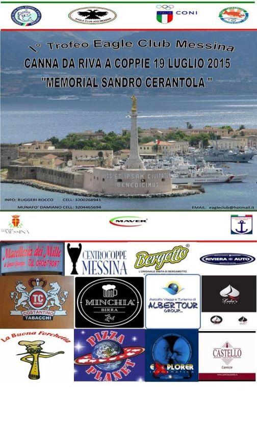 Locandina 1° Trofeo Eagle Club
